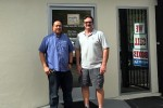Our favorite tenant at Costa Mesa Mini Storage is Steve! He has been with us since 2012!